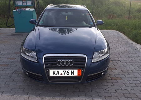 Audi a6 quattro in stare percecta
