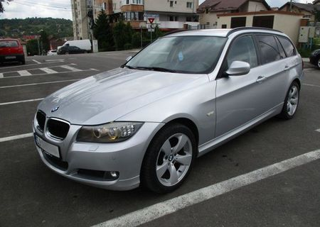 BMW 320d 4x4 Touring xDrive