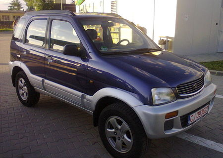 Daihatsu TERIOS 1.3 4x4 AC,TOP adus acum