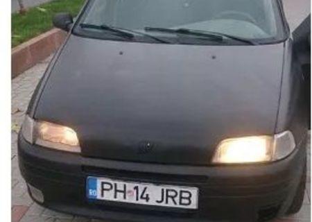 Fiat Punto cu trapa