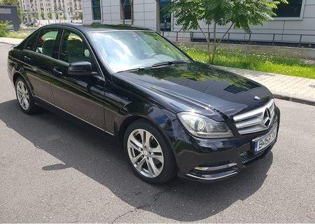 Mercedes-Benz Autoturisme Tip C 200 CDI pachet BlueEFFICIENCY Avantgarde