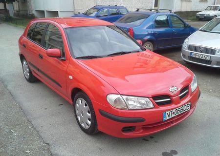nissan almera fab 2001 inmatriculat in romania diesel variante