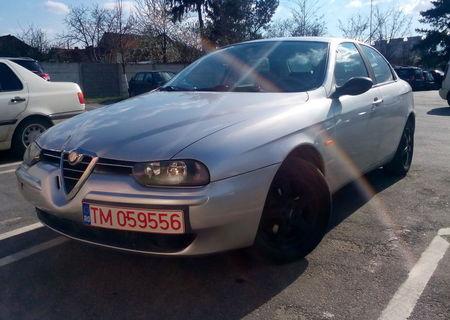 OCAZIE!Alfa Romeo 156 Twin Spark!