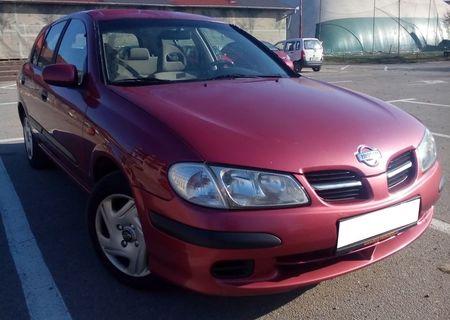 Ocazie!Nissan Almera din 2003, motor 2.0L!