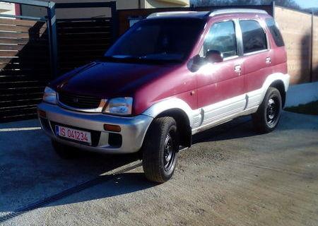 Terios Daihatsu 4x4,GPL