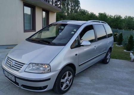 Volkswagen Sharan 1.9 TDI Family