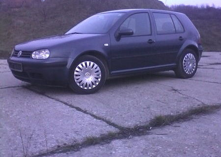 Vw golf 4 Edition Special Edition
