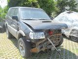 Autoturism avariat Nissan Terano 2,an 2001