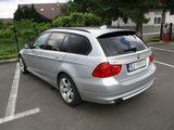 BMW 320d 4x4 Touring xDrive, fotografie 3