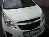 Chevrolet Spark an fabricatie Oct. 2011
