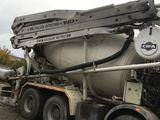 CIFA cu pompa de beton IVECO, fotografie 1
