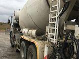 CIFA cu pompa de beton IVECO, fotografie 2