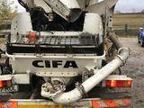 CIFA cu pompa de beton IVECO, fotografie 3