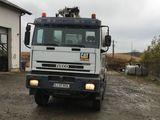 CIFA cu pompa de beton IVECO, fotografie 5