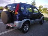 Daihatsu TERIOS 1.3 4x4 AC,TOP adus acum, fotografie 3