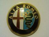 Emblema Alfa Romeo 156 (fara facelift)  75mm