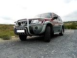 Nissan Patrol Y61 A