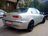 OCAZIE!Alfa Romeo 156 Twin Spark(interior piele rosie), fotografie 5