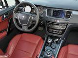 Peugeot 508 -Hybrid4- 2013 4x4