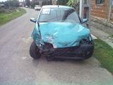 vind Fiat Punto avariat fata